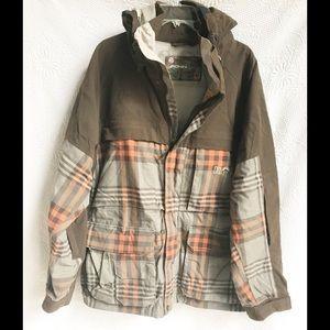 Burton Ronin snowboarding jacket